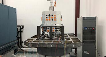 电滑环振动实验