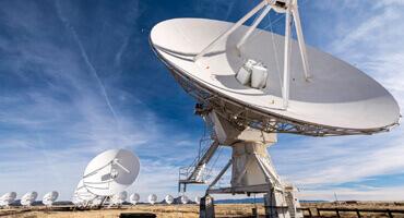 雷达天线滑环