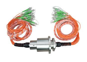 fiber optic rotary joint